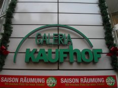 Best Department Store in Germany