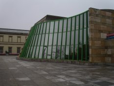 The New State Gallery of Stuttgart
