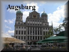 Entrance for Augsburg