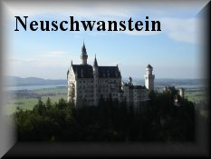 Entrance for Neuschwanstein