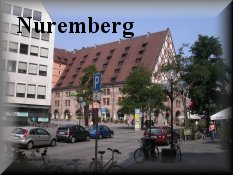 Entrance for Nuremberg