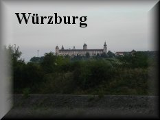 Entrance for W�rzburg
