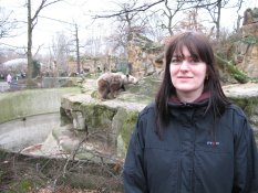Lizette Nilsson and the Berlin Bear