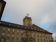 The City council of Sch�neberg