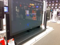 Very expensive TV 73 399 EUR