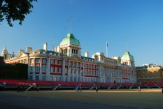Admiralty House in London