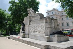 World War I Memorial in Hyde Park Corner