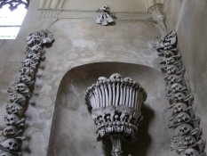 Ossuary at Kutna Hora