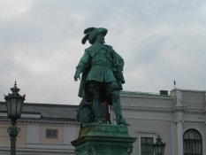 Gustavus Adolphus - the founder of Gothenburg