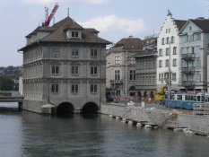County Hall of Zürich