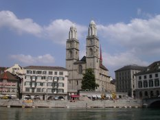 Cathedral of Zürich