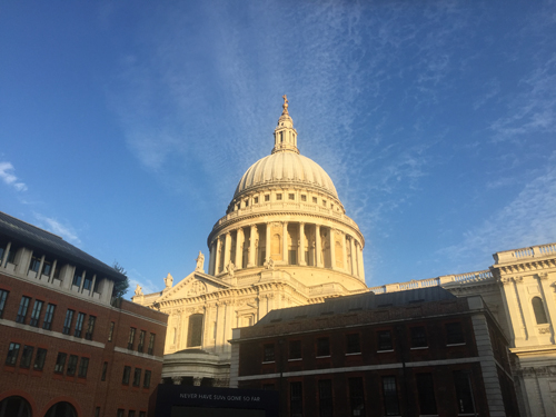 St Paul's Cathedral 2018
