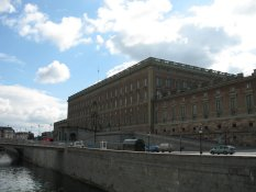 The Royal Castle of Stockholm