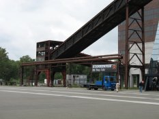 World Heritage Site: The Mine in Essen