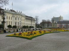 The Castle of Ludwigsburg